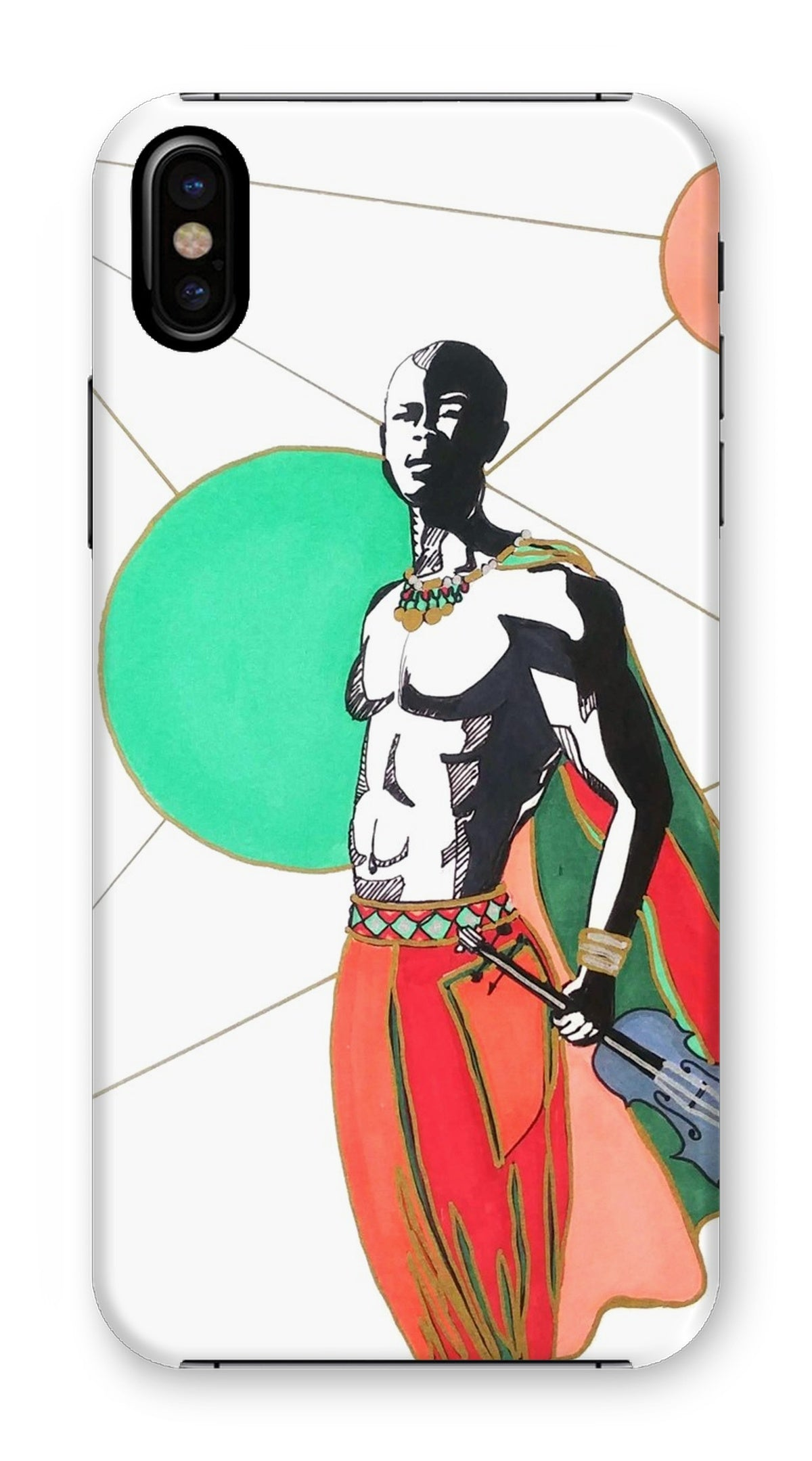 Reign Phone Case