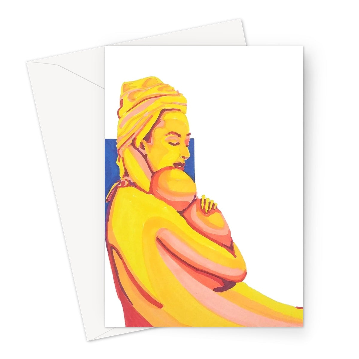Safe Greeting Card