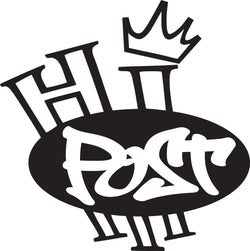 hi post logo, les, nyc, streetwear, lower east side, collectibles, fly shit