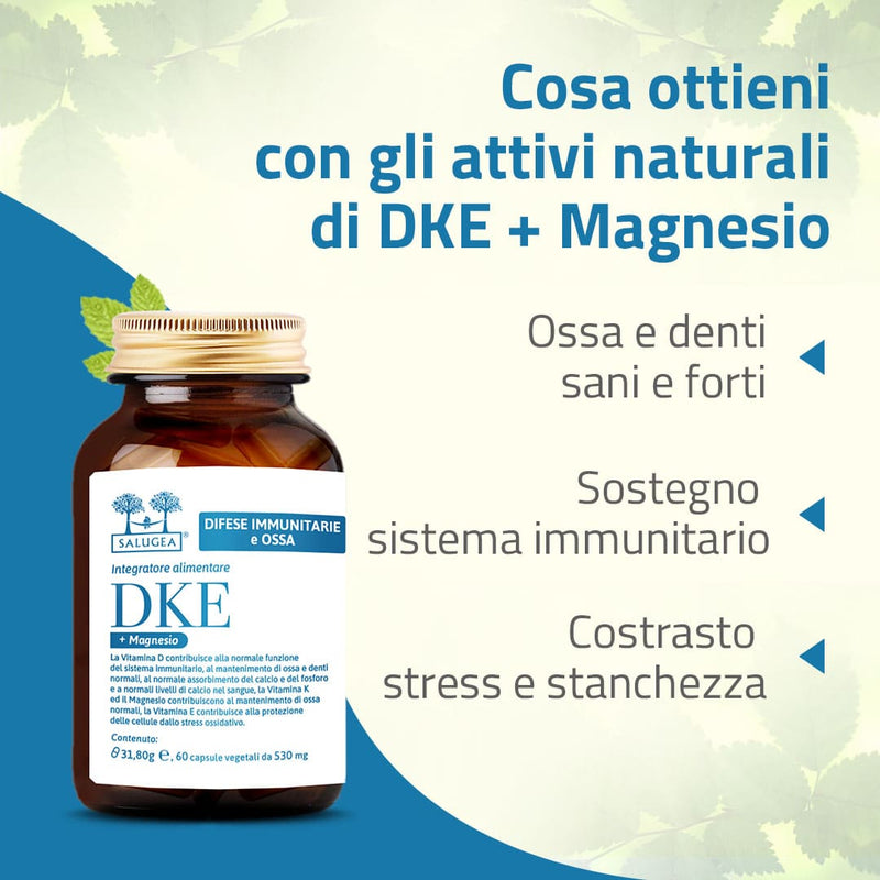 DKE + Magnesio a cosa serve