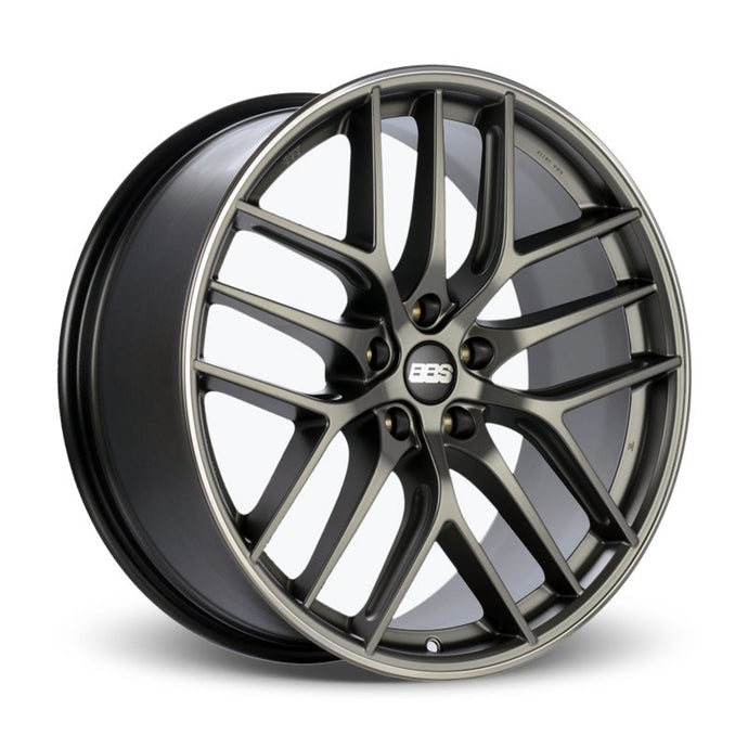 BBS CC-R Satin Graphite Diamond Cut