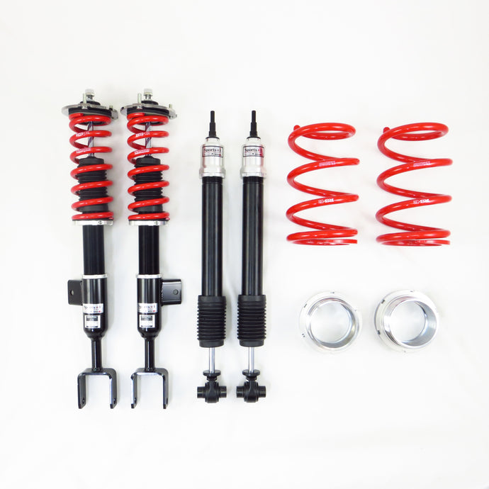 RS-R Tesla Model 3 RWD Coilovers