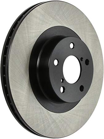 Centric Premium Brake Rotors Tesla Model 3