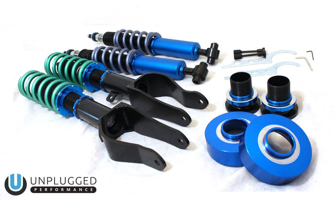 Unplugged Performance Coilovers - Single Adjustable
