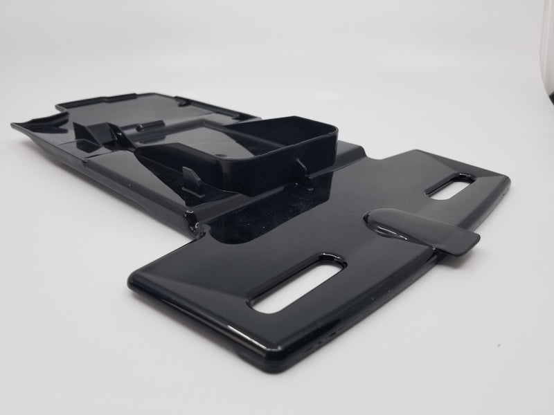 GIGA 6 - Ground Pan Black