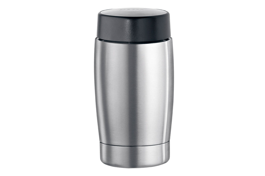 Stainless steel vacuum milk container 0.4 litres