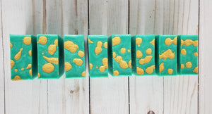 Spearmint Essential Oil Soap