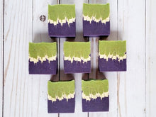 Load image into Gallery viewer, Lavendar Tea Tree Essential Oil Soap