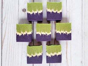 Lavendar Tea Tree Essential Oil Soap