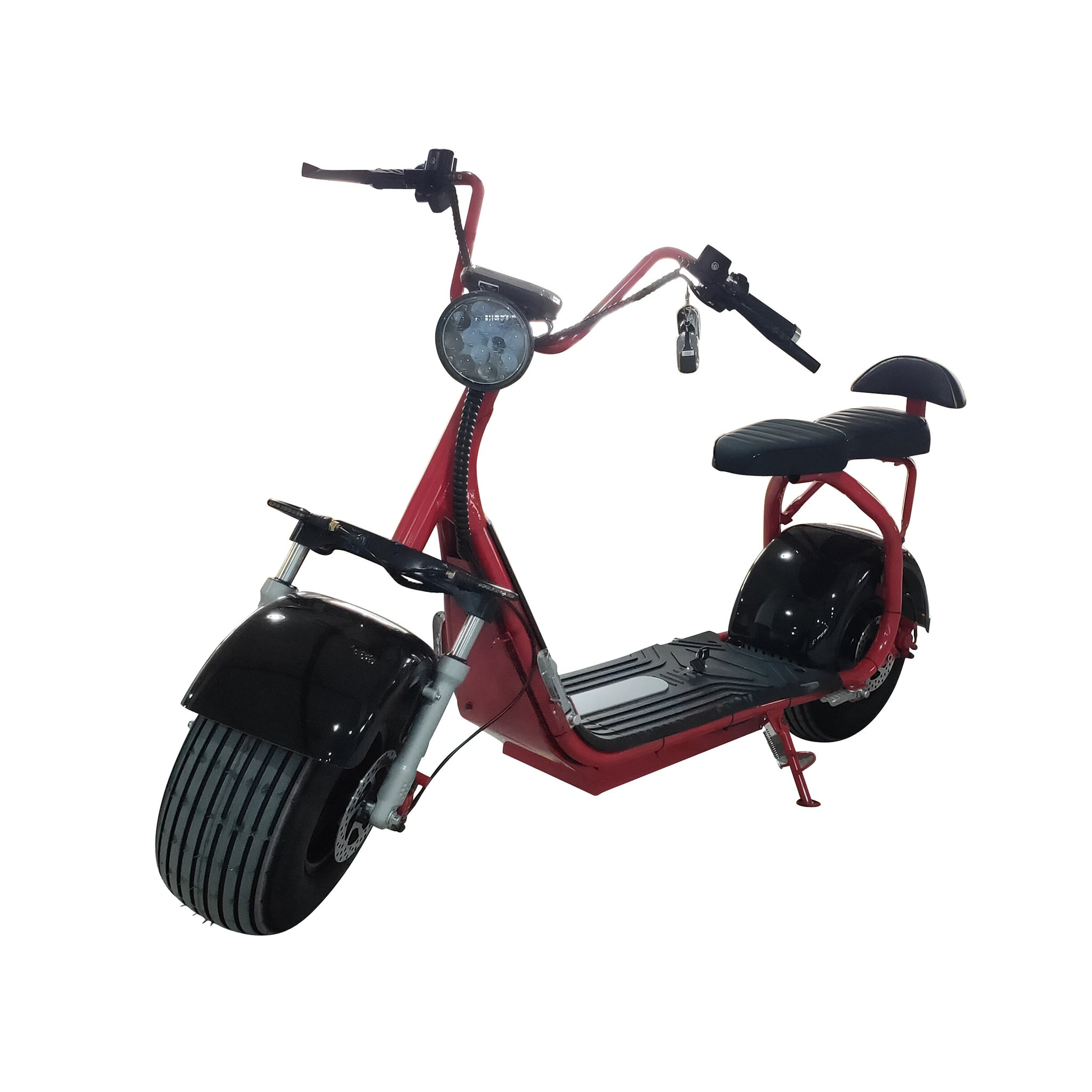 Fat Cub - Electric Fat Tire Scooter Moped