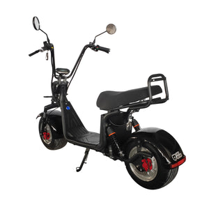 Fat Scout - Electric Fat Tire Scooter Moped