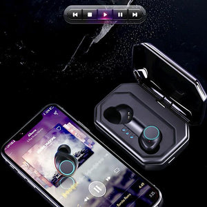 Casti Bluetooth - Touch Control