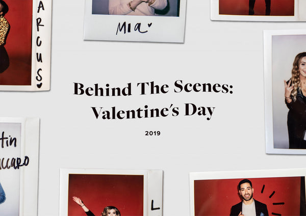 Behind The Scenes: Meet The Singles Of Our Valentine's Day Campaign , ALEX AND ANI