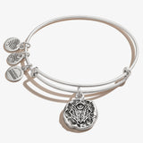 Godspeed Molten Coin Charm Bangle