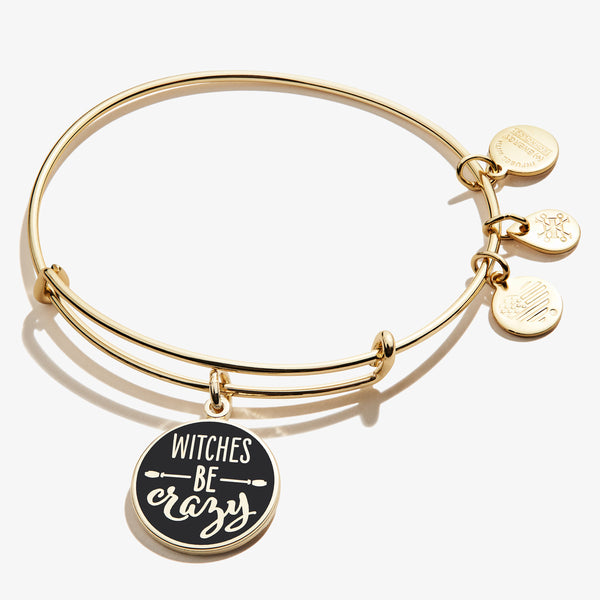 'Witches Be Crazy' Charm Bangle, Color