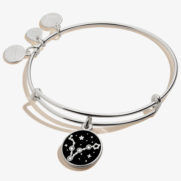Pisces Zodiac Charm Bangle, Color