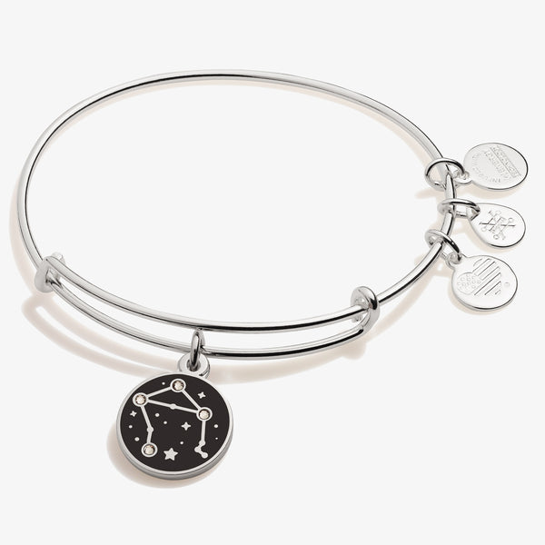 Libra Zodiac Charm Bangle, Color