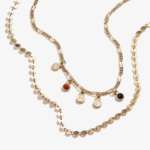 Path of Life® Multi-Charm Layered Necklace