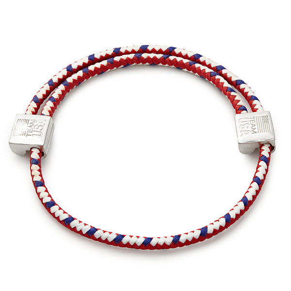 Team USA Hope Rope Bracelet
