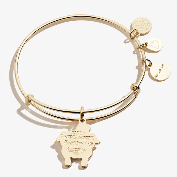 Friends Thanksgiving Turkey Charm Bangle