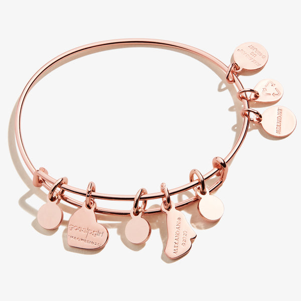 Gossip Girl 'Spotted' Multi-Charm Bangle