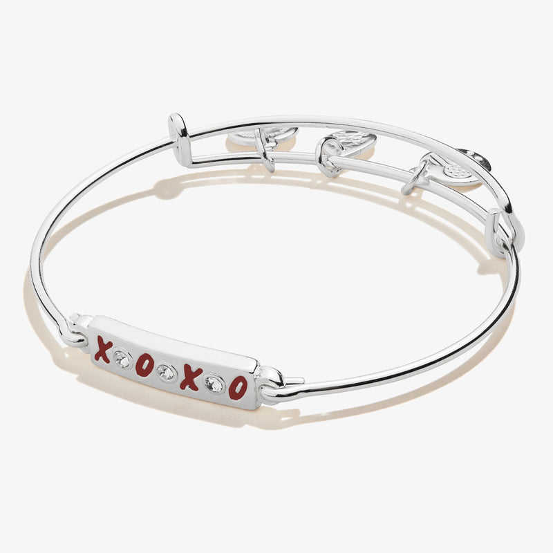 Gossip Girl XOXO Bar Charm Bangle