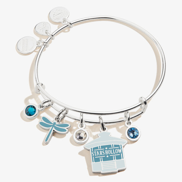 Gilmore Girls Stars Hollow Multi-Charm Bangle