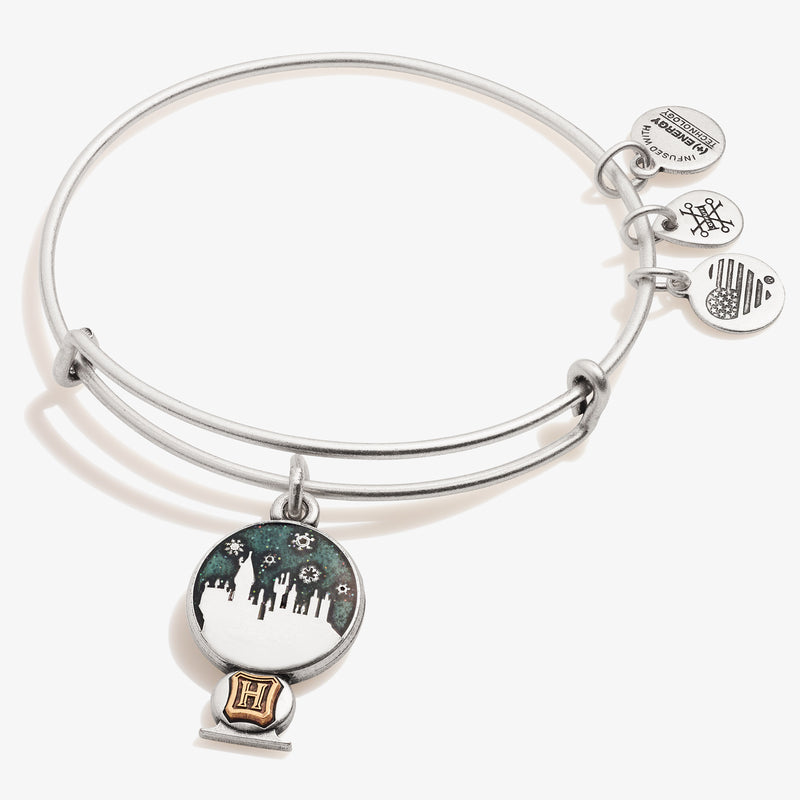 Harry Potter™ Hogwarts Snow Globe Charm Bangle