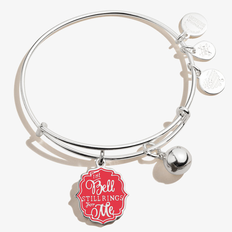 The Polar Express™ 'Bell Still Rings' Duo Charm Bangle