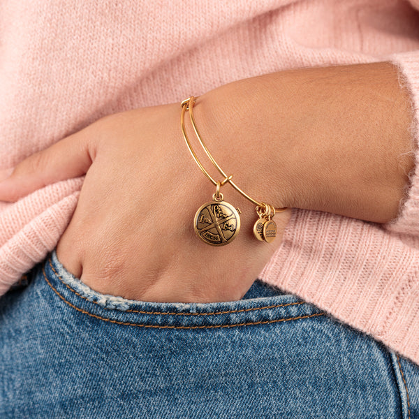 The Polar Express™ Pocket Watch Charm Bangle