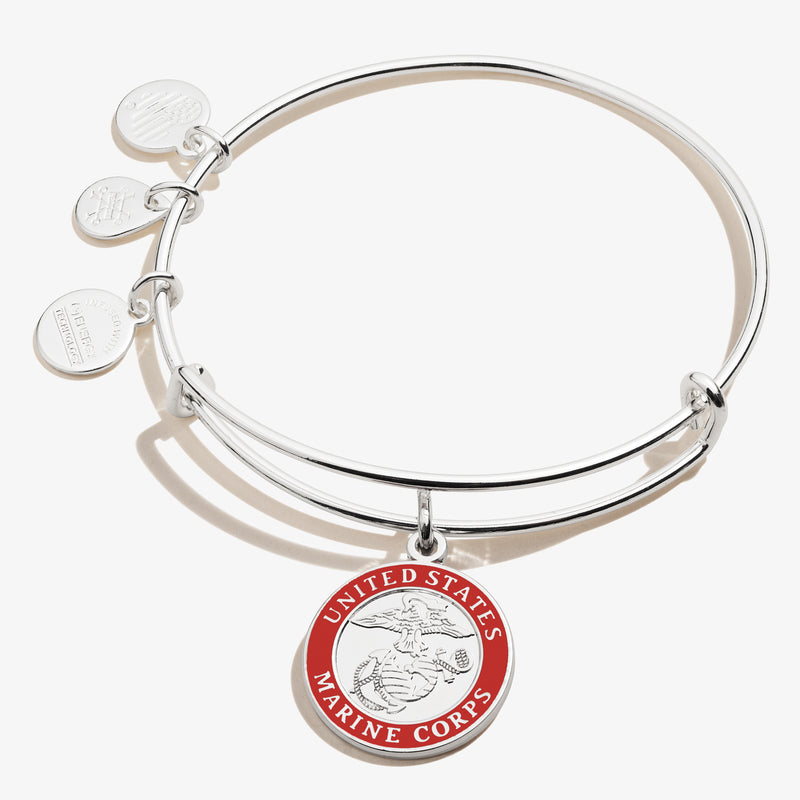 United States Marine Corps Charm Bangle