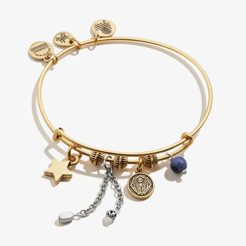 Godspeed Cluster Charm Bangle