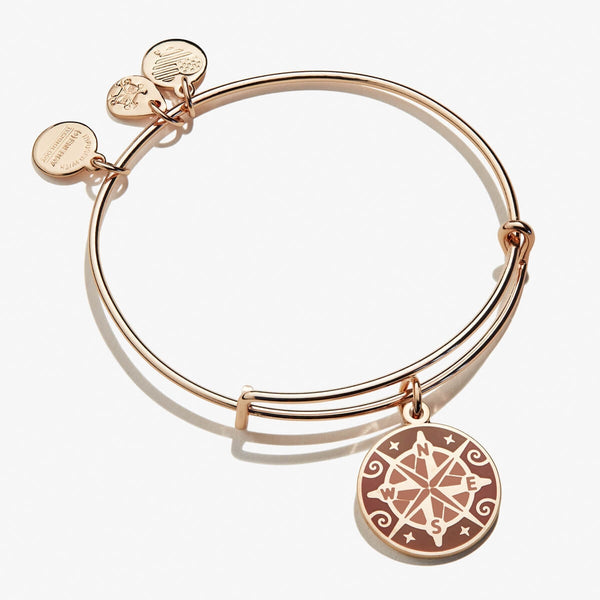 Compass Charm Bangle, Color
