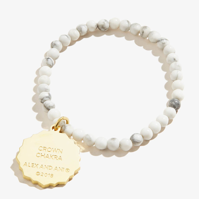 Crown Chakra Stretch Bracelet