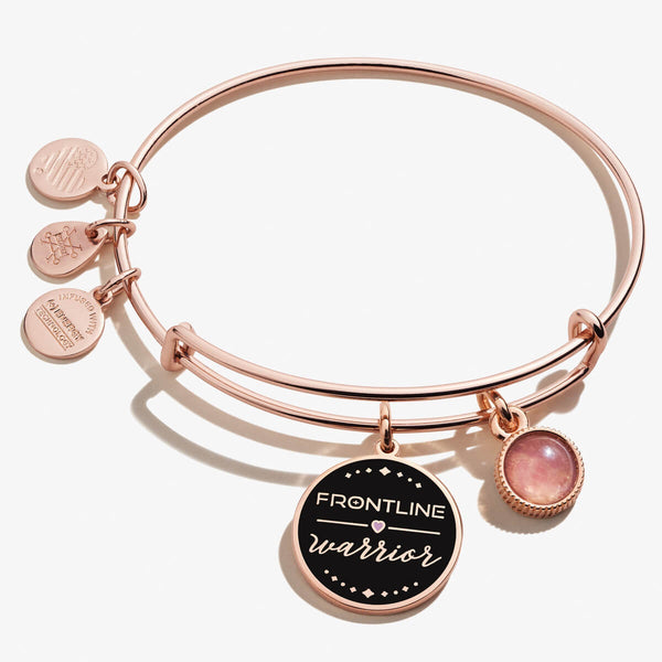 Frontline Warrior Duo Charm Bangle
