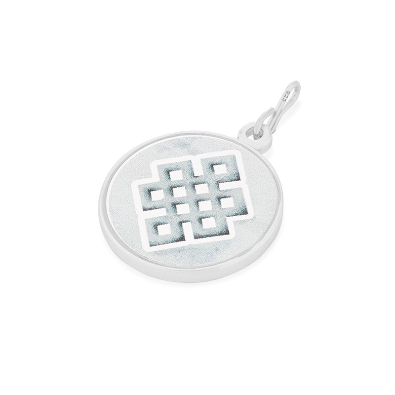 Endless Knot Charm, Color
