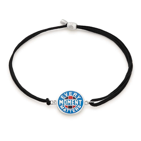 Team USA 'Every Moment Matters' Pull Cord Bracelet