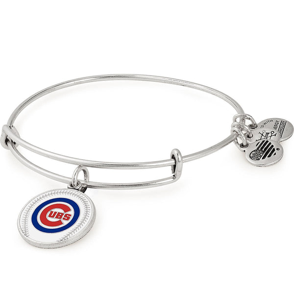 Chicago Cubs MLB Charm Bangle