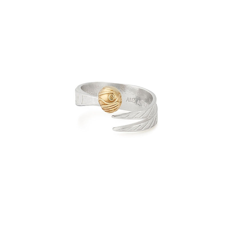 Harry Potter™ Golden Snitch Ring Wrap