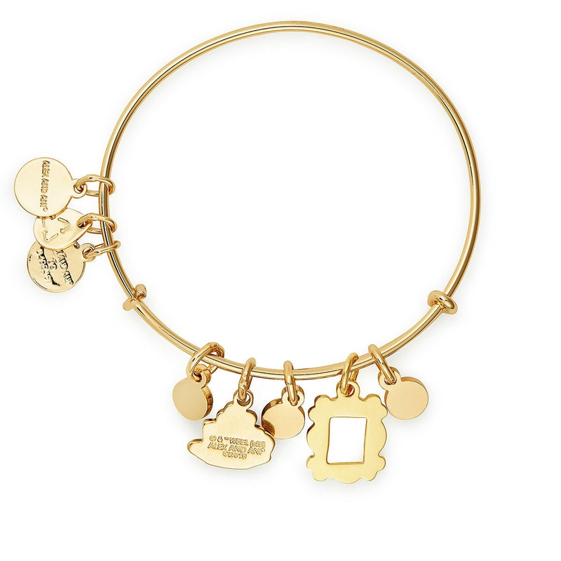 Friends Frame & Coffee Mug Charm Bangle