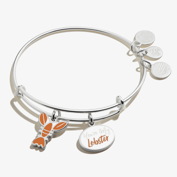 Friends 'You're My Lobster' Duo Charm Bangle