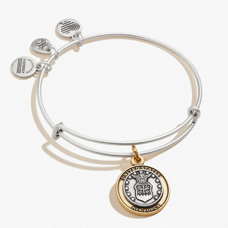 U.S. Air Force Charm Bangle
