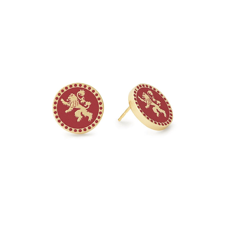 Game of Thrones™ House Lannister Stud Earrings