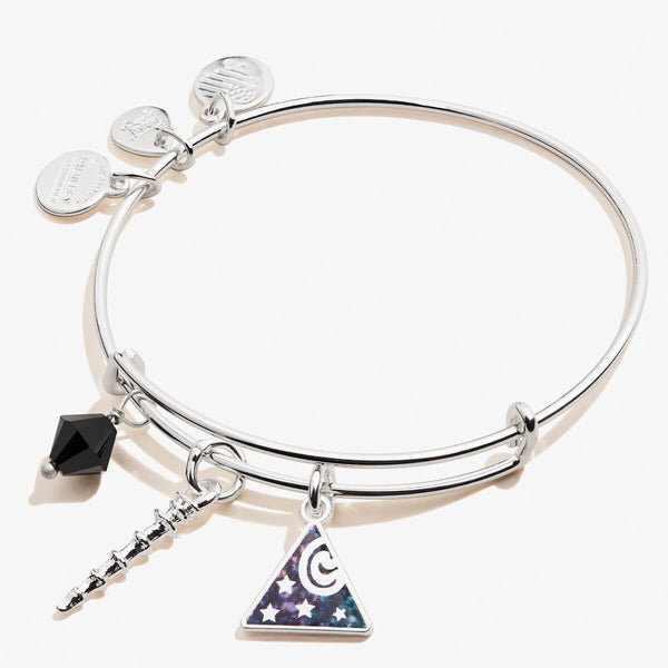 Harry Potter™ Deathly Hallows Trio Charm Bangle