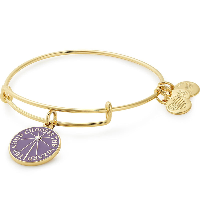 Harry Potter™ 'The Wand Chooses the Wizard' Charm Bangle