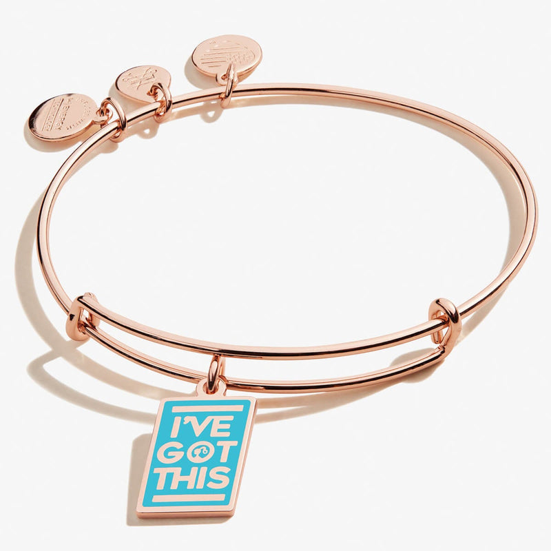 Barbie© 'I've Got This' Charm Bangle
