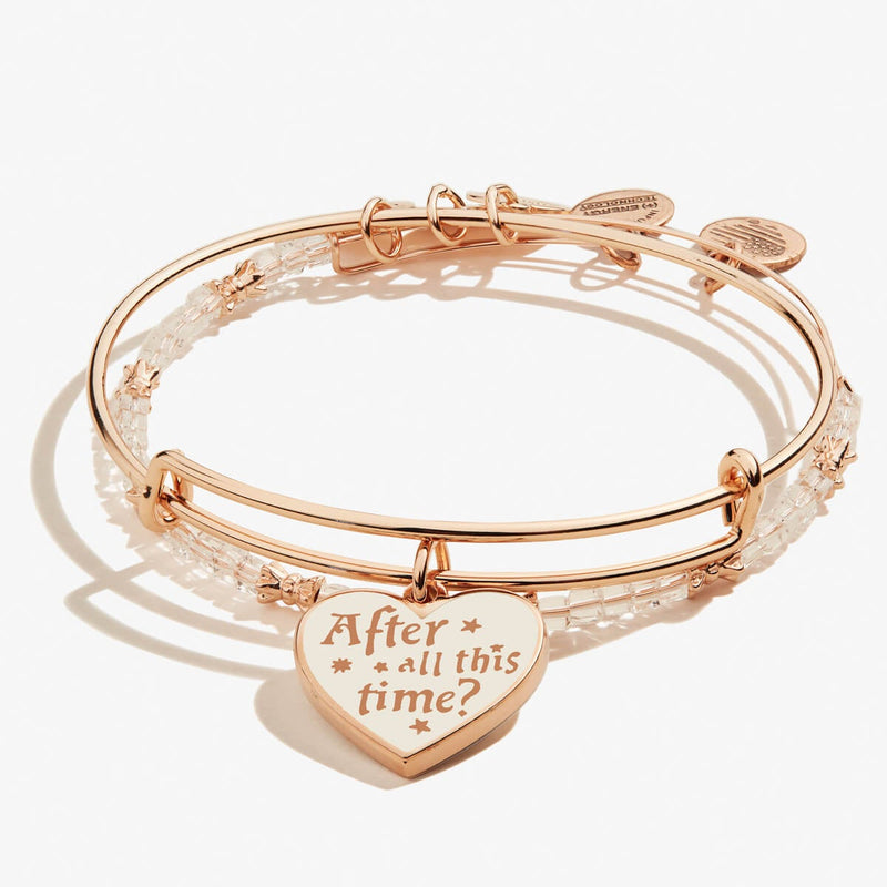 Harry Potter™ 'Always' Charm Bangles, Set of 2