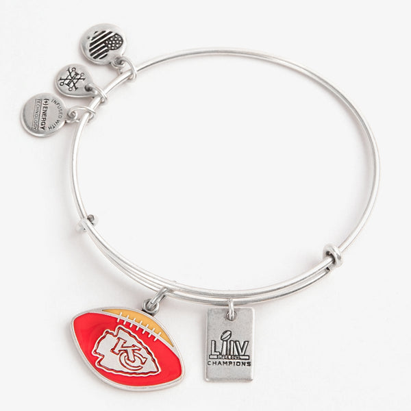 Kansas City Chiefs Super Bowl 54 Charm Bangle, NFL