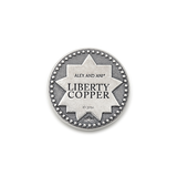 Liberty Copper™ Medallion