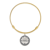 Liberty Copper™ Bangle, 14kt Gold Filled Charm, Medium